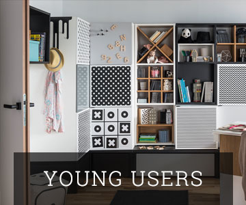Young Users